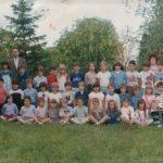 Année scolaire 1987