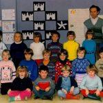 Année scolaire 1988 :