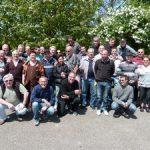 """2012 Le tournoi avec """"les Narvalos"""""""