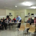 Octobre 2012 : réunion avec la gendarmerie : comment rester vigilants face aux vols