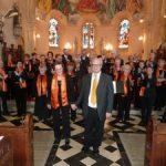 Concert présenté par la chorale Intermezzo au profit de l'église