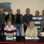 Visite de Mme Wils-Morel, sous-Préfète 05/10/2010